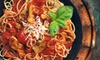 Tre Stelle - Flatiron District: $45 for an Upscale Italian Dinner for Two at Tre Stelle (Up to $98 Value)
