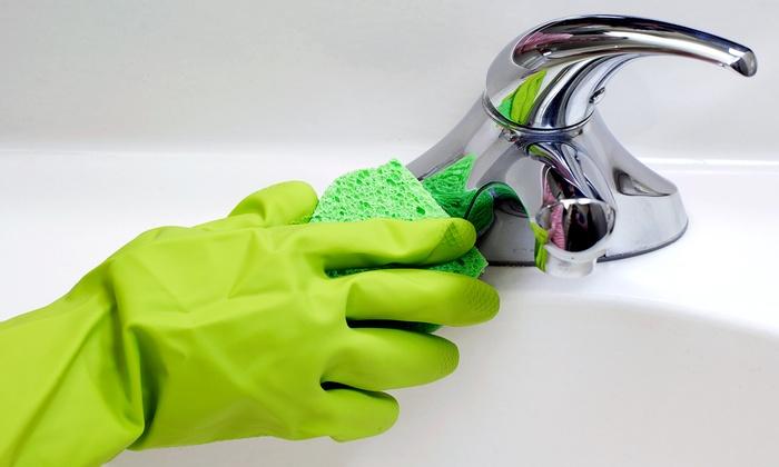 Clean Spaces Unlimited - Atlanta: Two-Hour Deep Cleaning Session from Clean Spaces Unlimited (55% Off)