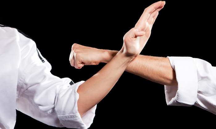 The Traditional Wing Chun Kung Fu and Tai Chi Center - Berlin: Martial Arts at The Traditional Wing Chun Kung Fu and Tai Chi Center (48% Off). Three Options Available.
