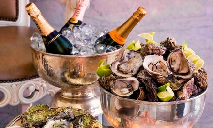 Champagne and Oysters for Two