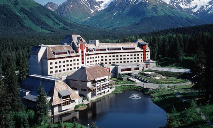 4-Star Mountain Resort in Alaskan State Park