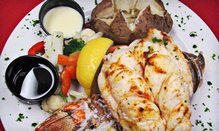 Crawdaddy's - Central Visalia: $20 for $40 Worth of New Orleans-–Inspired Fare at Crawdaddy's in Visalila