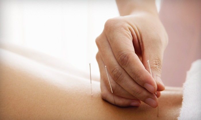 The Spine Institute of New Jersey - Multiple Locations: Two, Four, or Six Acupuncture Weight-Loss Treatments at The Spine Institute of New Jersey (Up to 61% Off)