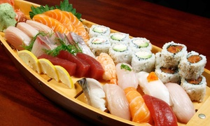 Asian Top Restaurant: All-You-Can-Eat Sushi and Asian-Food Buffet for Two or Four at Asian Top Restaurant (54% Off)