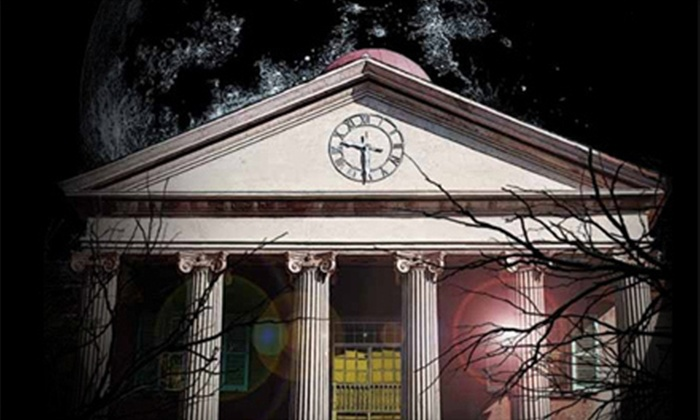 """Walks in History - French Quarter: Haunted Charleston Ghost Tour at Night for Two with Optional """"Haunted Charleston"""" DVD from Walks in History (Half Off)"""