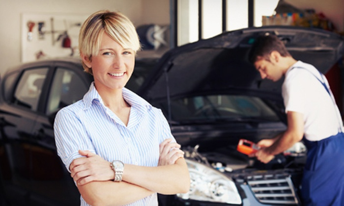 Auto Care Special - Multiple Locations: $39 for Four Oil Changes, Two Tire Rotations, Engine-Light Check, and Inspections from Auto Care Special ($205 Value)