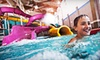 North Clackamas Aquatic Park - North Clackamas Aquatic Park: Indoor Water Park Visit for Four Residents or Non-residents at North Clackamas Aquatic Park (Up to Half Off)