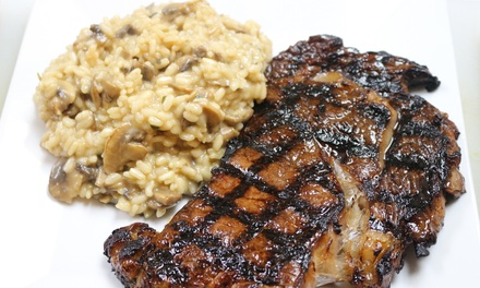 Steakhouse Fare and International Cuisine at Sonoma Restaurant (40% Off). Two Options Available.