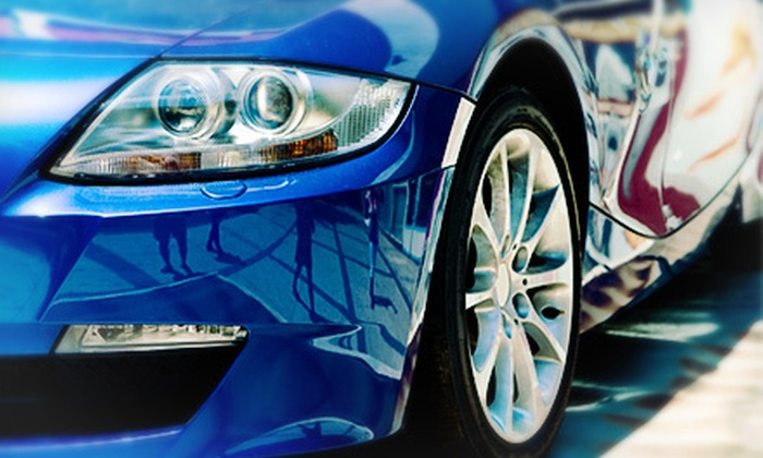 Proshine Car Wash - Island Park: $249 for a Complete Buff and Wax with Basic Detail Service at Proshine Car Wash ($534.99 Value)