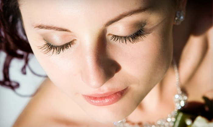 Hanna's Nails - West Goshen: Full Set of Eyelash Extensions at Hanna's Nails (Up to 52% Off). Two Options Available.