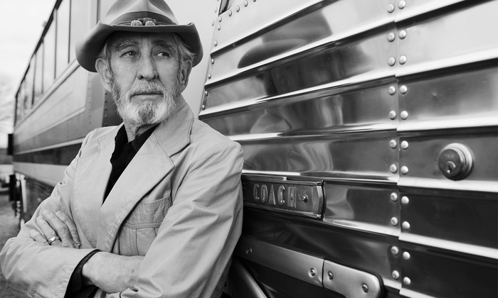 Don Williams - Balboa Theatre: Don Williams at Balboa Theatre on March 3 at 8 p.m. (Up to 40% Off)