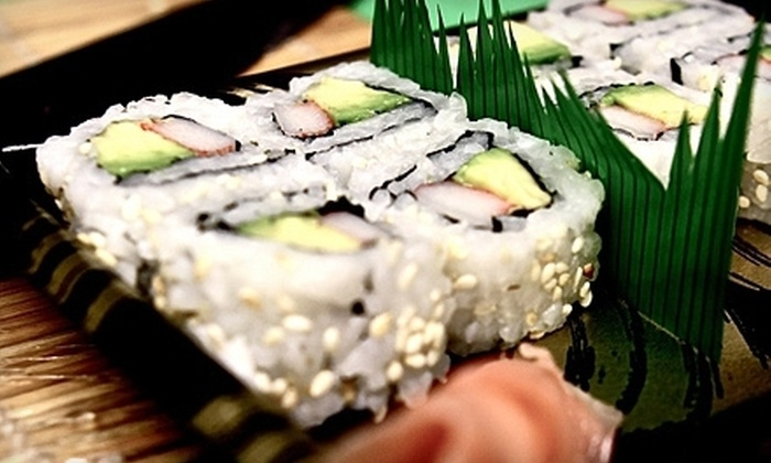 Tokyo Grill - Multiple Locations: $8 for $16 Worth of Japanese Cuisine at Tokyo Grill