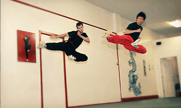 Goh's Kung Fu - Parkville: Ten or Twenty Kung Fu Classes at Goh's Kung Fu (Up to 86% Off)
