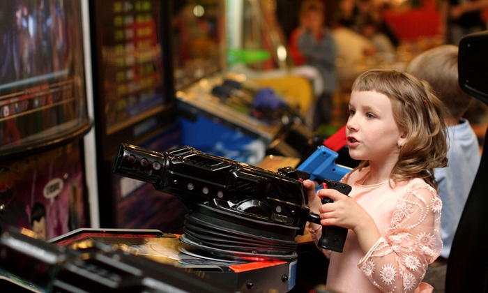 Nutin' But Fun - Woodstock: Admission for Two or Four Plus Arcade Tokens at Nutin' But Fun (43% Off)