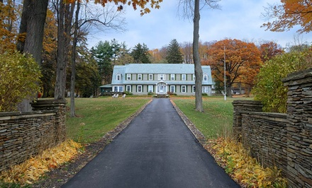 2- or 3-Night Stay with Optional Brewery Tour at Maple Springs Lake Side Inn in Bemus Point, NY