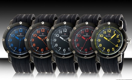 Bernoulli Specter Men's Watches. Multiple Dial Colors Available. Free Returns.