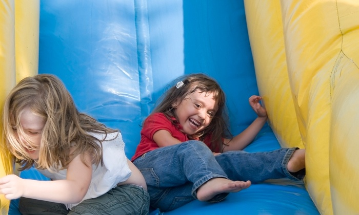 Pump It Up - Multiple Locations: Jump Sessions at Pump It Up. Five Options Available.