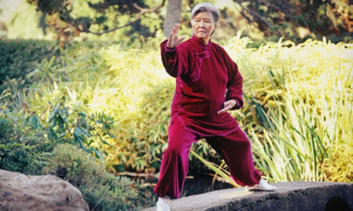 Acupuncture of Greater Hartford and Springfield - Springfield: Three or Five Tai Chi Classes at Acupuncture of Greater Hartford and Springfield (Up to 70% Off)