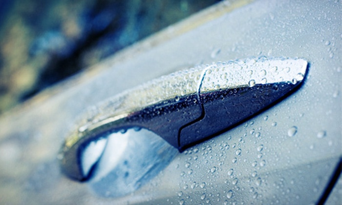 Auto Shine Carwash - Multiple Locations: One or Three Full-Service Car Washes at Auto Shine Carwash (55% Off)