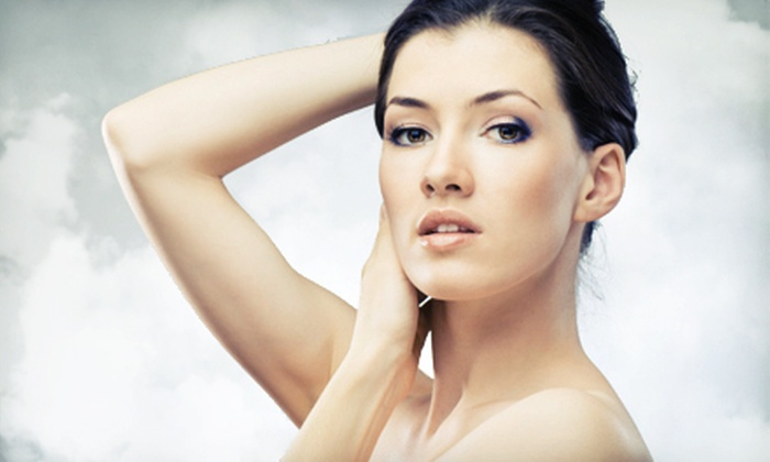 Wake Up, Made Up - Victoria: Three or Five Microdermabrasion Treatments for the Face, or Three for the Back at Wake Up, Made Up (Up to 76% Off)