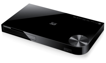 Samsung Blu-ray Player with WiFi and a Free HDMI Cable (Manufacturer Refurbished)