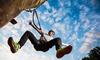CLIMB UP! - Kletterwelten - CLIMB UP! - Bergwelt in Strausberg: 2,5 Std. Fels- und Höhlenklettern für 2 Personen inkl. Ausrüstung bei CLIMB UP! Bergwelt (50% sparen*)