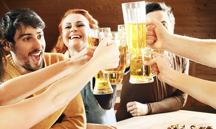 Beltline Brew Tours - Raleigh: $29 for JOCO, Let's GO! Brewery Tour for One on July 27 from Beltline Brew Tours ($45 Value)