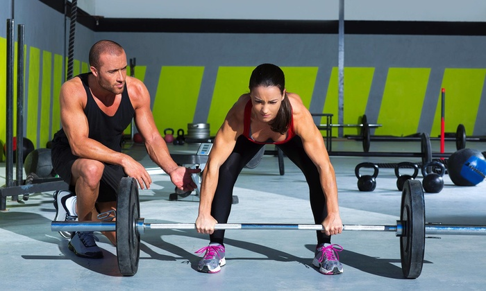 CrossFit Paradise - Union: $102 for $185 Worth of Services — CrossFit Paradise