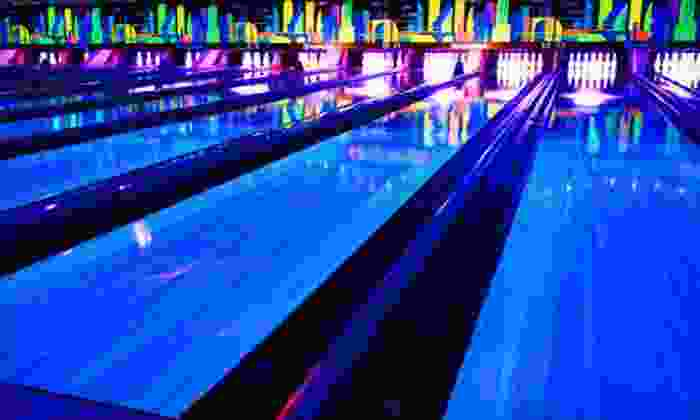 Terrace Sports - Tampa: $15 for Bowling, Pizza, and Arcade Play for Up to Six at Terrace Sports in Temple Terrace (Up to $52.95 Value)