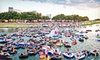Tube the Trinity at Rockin' The River - Downtown Fort Worth: Tube the Trinity at Rockin' the Riverfor 2, 4, or 6 at Panther Island Pavilion (Up to 61% Off). Six Dates Available.
