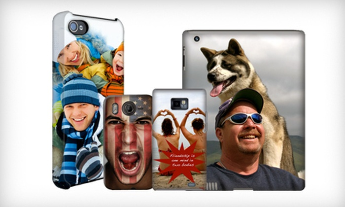Customizable Phone and Tablet Cases: Customizable Phone and Tablet Cases from Frydaze (Up to 52% Off). Free Shipping. Multiple Sizes Available.