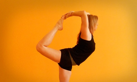 $34 for 30 Days of Unlimited Yoga Classes at Red Hot Yoga ($95 Value)