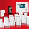 Up to 92% Off Home-Security Packages