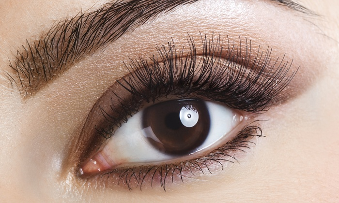 Lashes by Brandi - Kingwood: Full Set of NovaLash Eyelash Extensions with Optional Touchup Session at Lashes by Brandi (Up to 69% Off)