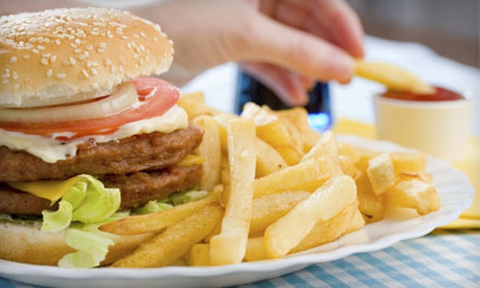 Trotters Family Restaurant - North Auburn: American Food at Trotters Family Restaurant (52% Off). Two Options Available.
