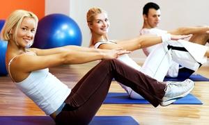 Burn Personal Training Studio: Three or Six 45-Minute Personal-Training Sessions at Burn Personal Training Studio (Up to 65% Off)