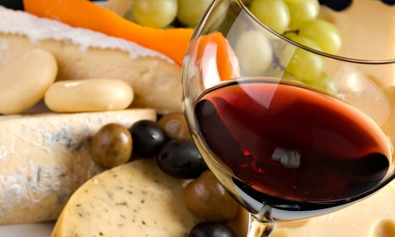 $15 for $30 Worth of Wine and Bistro Food at Howard Hinsdale Cellars