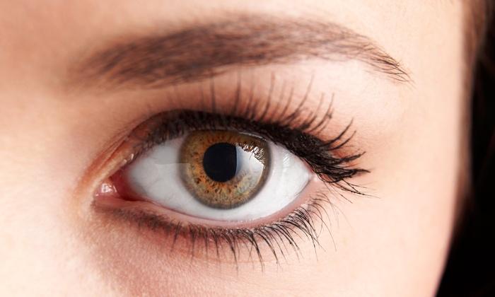 Gold Permanent Makeup - Allen: $99 for Upper or Lower Permanent Eyeliner at Gold Permanent Makeup ($350 Value)