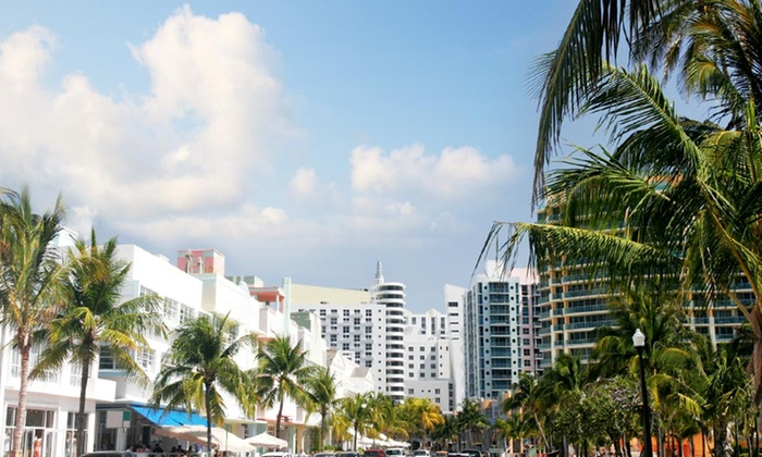 null - Miami: Stay at Majestic South Beach in Florida. Dates Available Through September.
