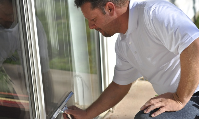 Awash Cleaning - Tucson: $69 for Cleaning of Up to 15 Interior-and-Exterior Windows from Awash Cleaning ($135 Value)