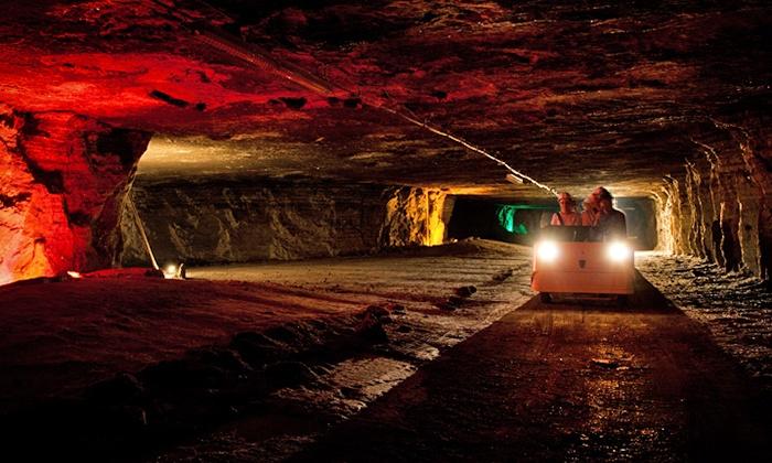 kansas underground salt museum address