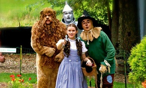 Odyssey Fun Farm: Midwest Wizard of Oz Fest at Odyssey Fun Farm on September 11–13 (Up to 48% Off). Four Options Available.