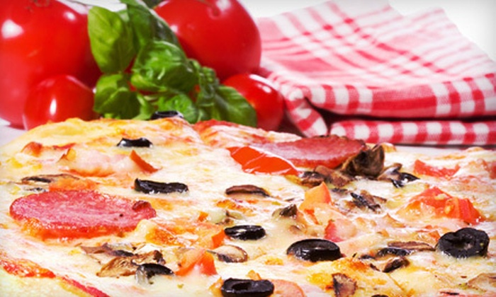 Bulldawg Pizza - Broad Acres: $15 for $30 Worth of Pizza, Subs, and Pasta at Bulldawg Pizza
