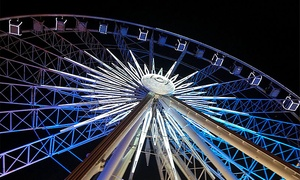 SkyView Ferris Wheel: Date Night for Two  with Chocolates, Four Admissions, or Annual Pass to SkyView Ferris Wheel (Up to 50% Off)