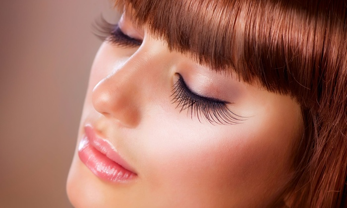 iLash Lab - Chelsea: 80- or 100-Piece Eyelash Extensions with Optional Touch-Up at iLash Lab (Up to 58% Off)