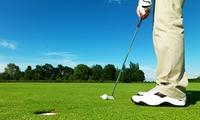 4 Wochen DGV-Platzreifekurs für 1 oder 2 Personen in der Golfschule Römerhof (bis zu 57% sparen*)