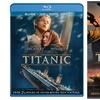 Titanic on DVD or Blu-ray