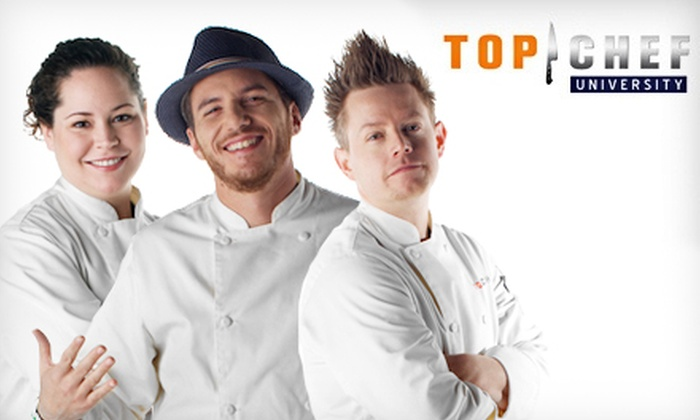 Top Chef University: 6-, 12- or 24-Month Membership for Online Cooking Classes from Top Chef University (Up to 85% Off)