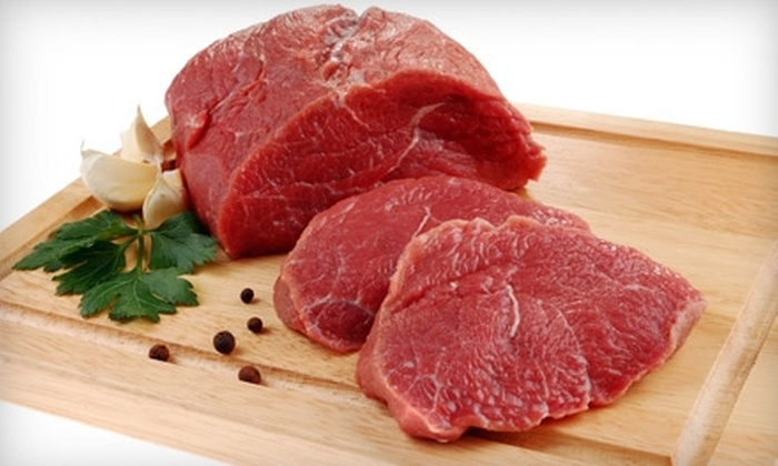 The Meat Shop of Indianapolis - Chapel Hill - Ben Davis: $27 for a Deluxe Meat Package at The Meat Shop of Indianapolis ($55 Value)