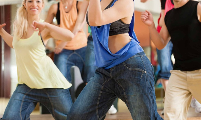 Wheels Fun Park - Durham: 5- or 10-Class Pass for Zumba at Wheels Fun Park (Up to 56% Off)
